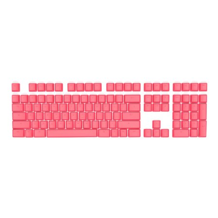 - Mionix Keycaps Frosting ABS DCS for Cherry Switches