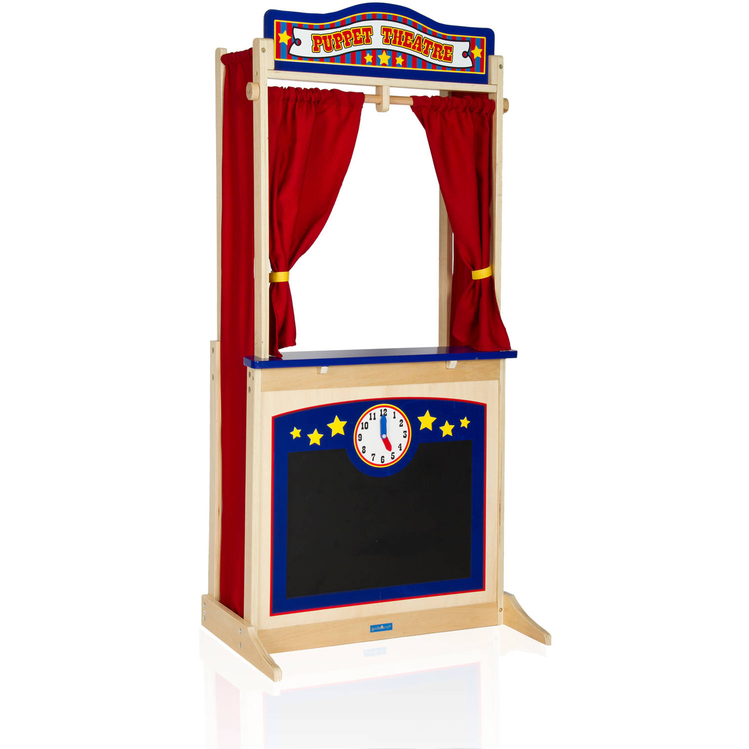 Guidecraft Pretend & Play Floor Theater