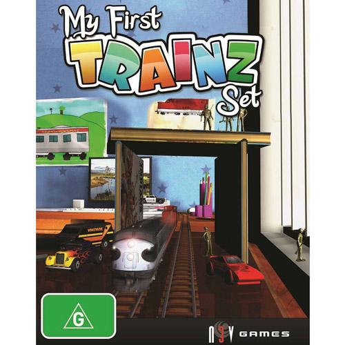 Image of N3V Games My First Trainz Set (Windows) (Digital Code)