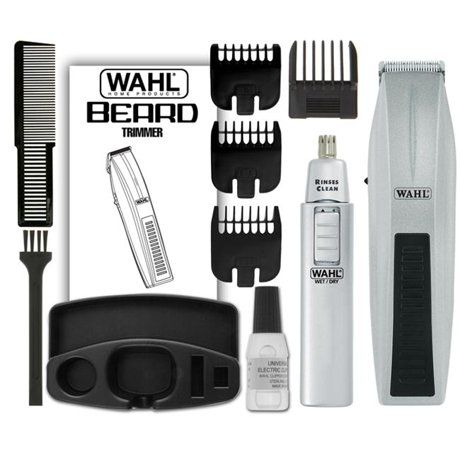 wahl 5537 420 mustache beard trimmer. Black Bedroom Furniture Sets. Home Design Ideas