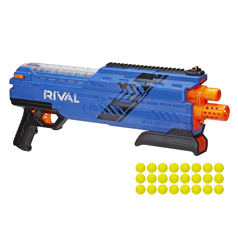 Hasbro Nerf Rival Atlas XVI-1200 Blaster (Blue)