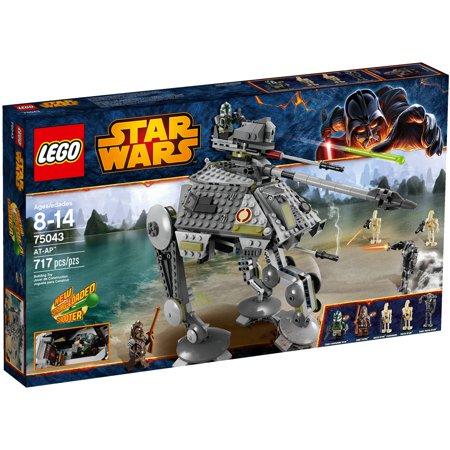 LEGO Star Wars AT-AP Play Set