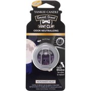 Yankee Candle Smart Scent Vent Clip Midsummer's Night Air Freshener, 0.13 fl oz