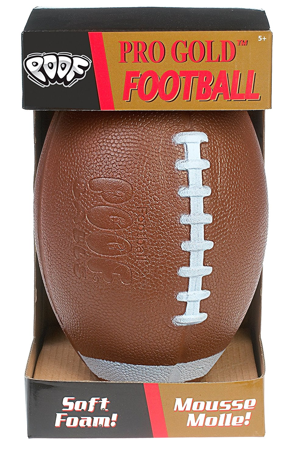 Pro Gold Football By POOF by