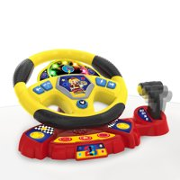 Mickey Roadster Racers Super-Charged Steering Wheel