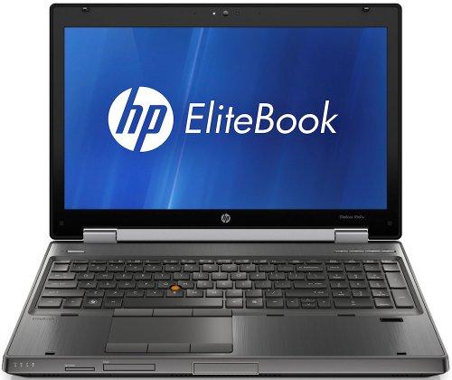 Refurbished HP Elitebook Mobile Workstation 8560w, Intel Core i7-2630QM 2.0GHz, 16GB DDR3, 500GB HD, ATI FirePro M5950,... by HP