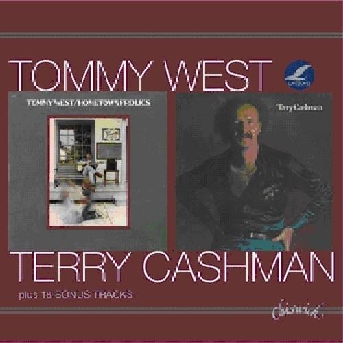 Tommy West & Terry Cashman - Hometown Frolics/Terry Cashman [CD]
