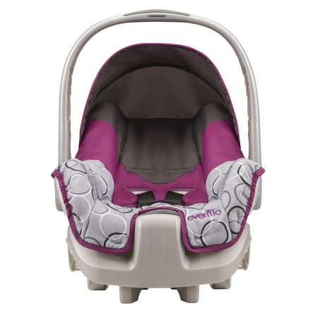 evenflo nurture infant car seat ali best infant car seats. Black Bedroom Furniture Sets. Home Design Ideas