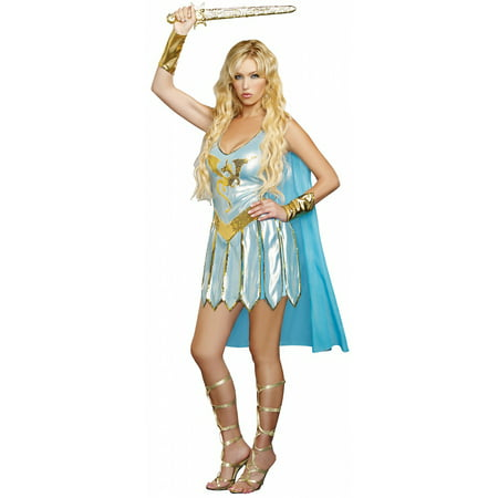 8ffc02ca5 Dragon Warrior Queen Adult Costume - Small - Walmart.com