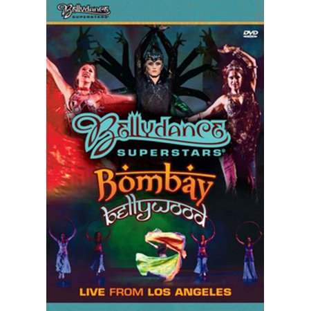 Bellydance Superstars: Bombay Bellywood Live From Los Angeles (DVD)](Arab Bellydance)