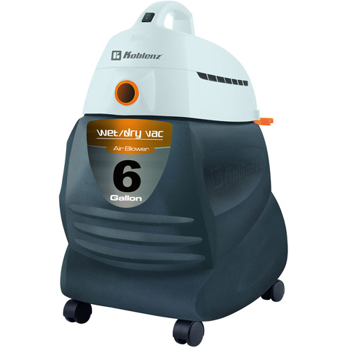 Thorne Electric Koblenz Wet/Dry Vacuum Cleaner, Graphite, 00-5406-4