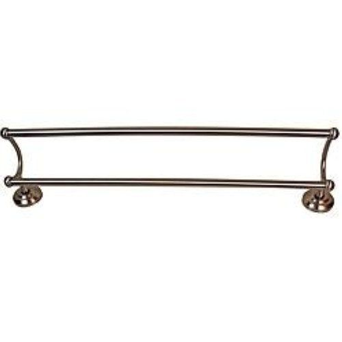 "Moen Brighton Pewter Double 24"" Towel Bar #322PW by Moen"