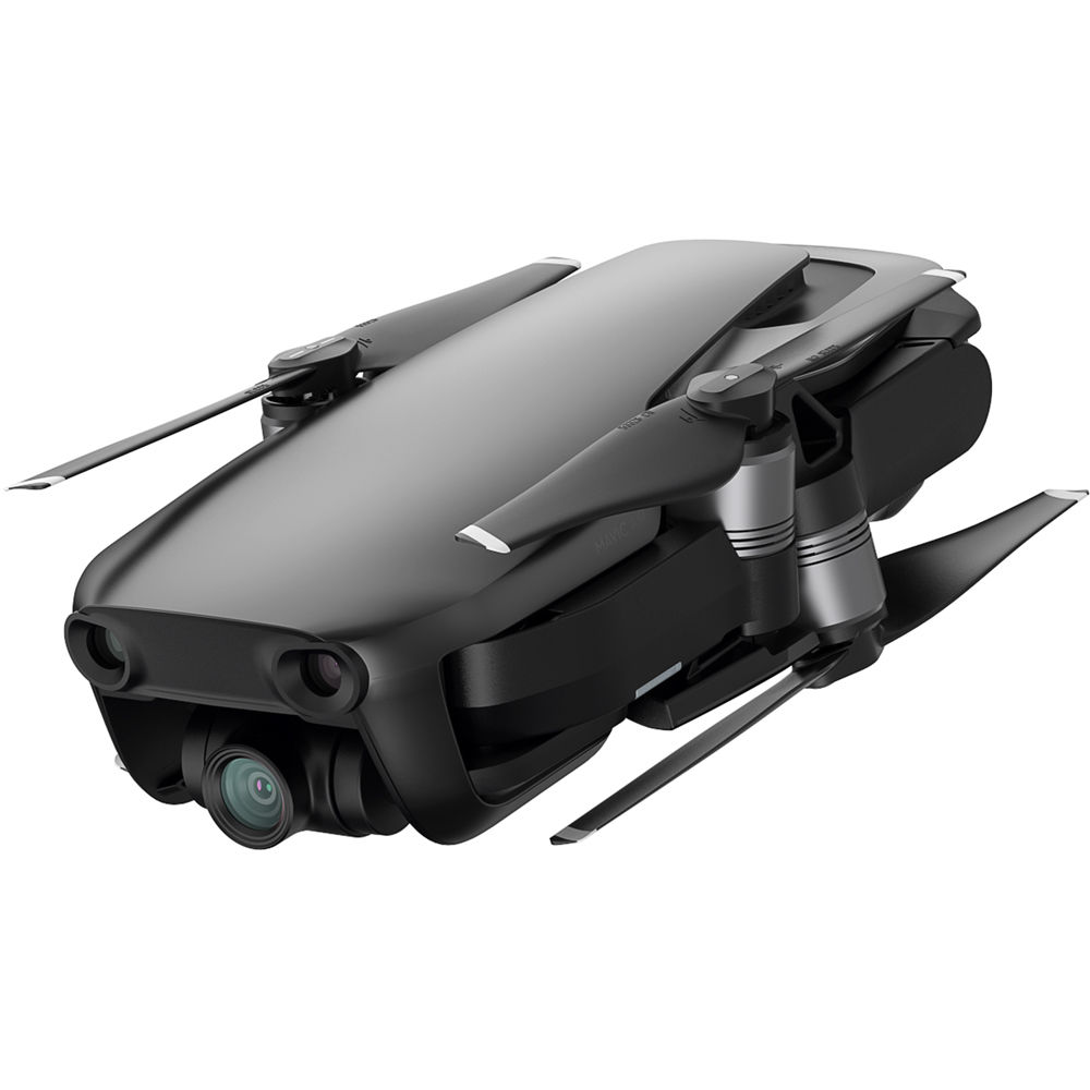 DJI Mavic Air Drone Quadcopter (Onyx Black) Hard Shell Anti-Shock Carrying Backpack Ultimate Bundle - image 4 of 10
