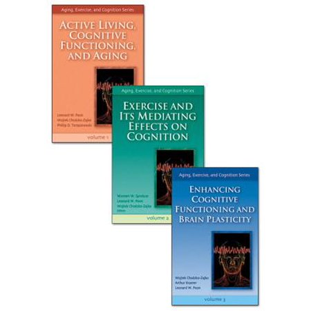 4e Text Package - Aging, Exercise, and Cognition Series Package