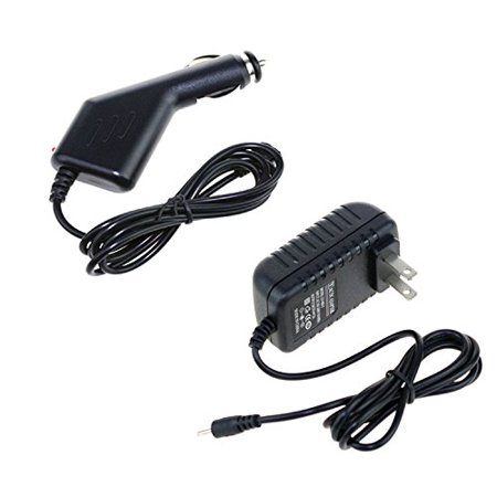 10w Car Adapter DC Charger for RCA 10 Viking Pro RCT6303W87 DK Tablet; RCA Cambio W1162 W116 W101 V2 Tablet PC; Kocaso MID M752 B Android Tablet PC, EPtech® AC.., By Powerk (Rca Pro10 Tablet Charger)
