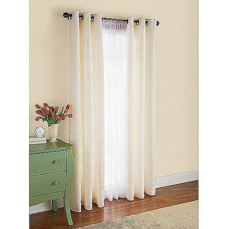 Better homes and gardens diamond jacquard 84 curtain Better homes and gardens curtains