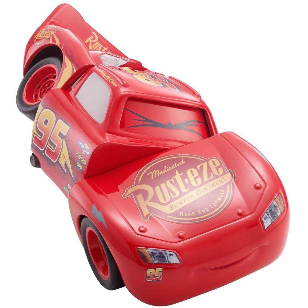 Disney Pixar Cars 3 Race /& Reck Lightning McQueen Vehicle Mattel DYW39