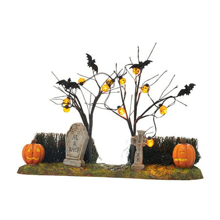 Department 56 Snow Village Halloween 4038883 Jack-O-Lantern Yard Lit Accessory](Snow Village Dept 56 Halloween)