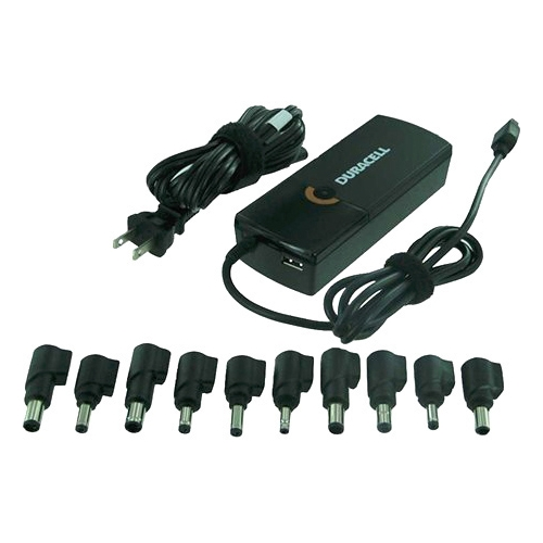 Duracell Ultra Compact 90W  Laptop Adapter Battery Biz DRAC90S