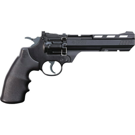 Crosman CR357 Revolver .177 Caliber CO2 Air Pistol,