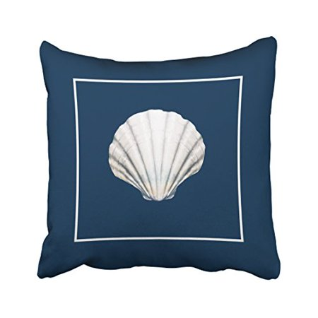 WinHome Square Throw Pillow Covers Retro Nautical Theme Popular Shell Pillowcases Polyester 18 X 18 Inch With Hidden Zipper Home Sofa Cushion Decorative Pillowcase](Popular Themes)
