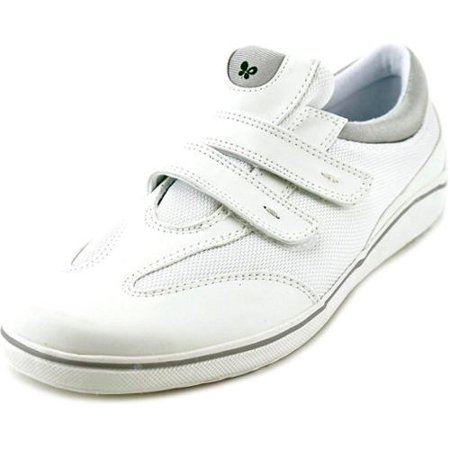 Grasshoppers Stretch Plus Strap Women US 5 W White Sneakers