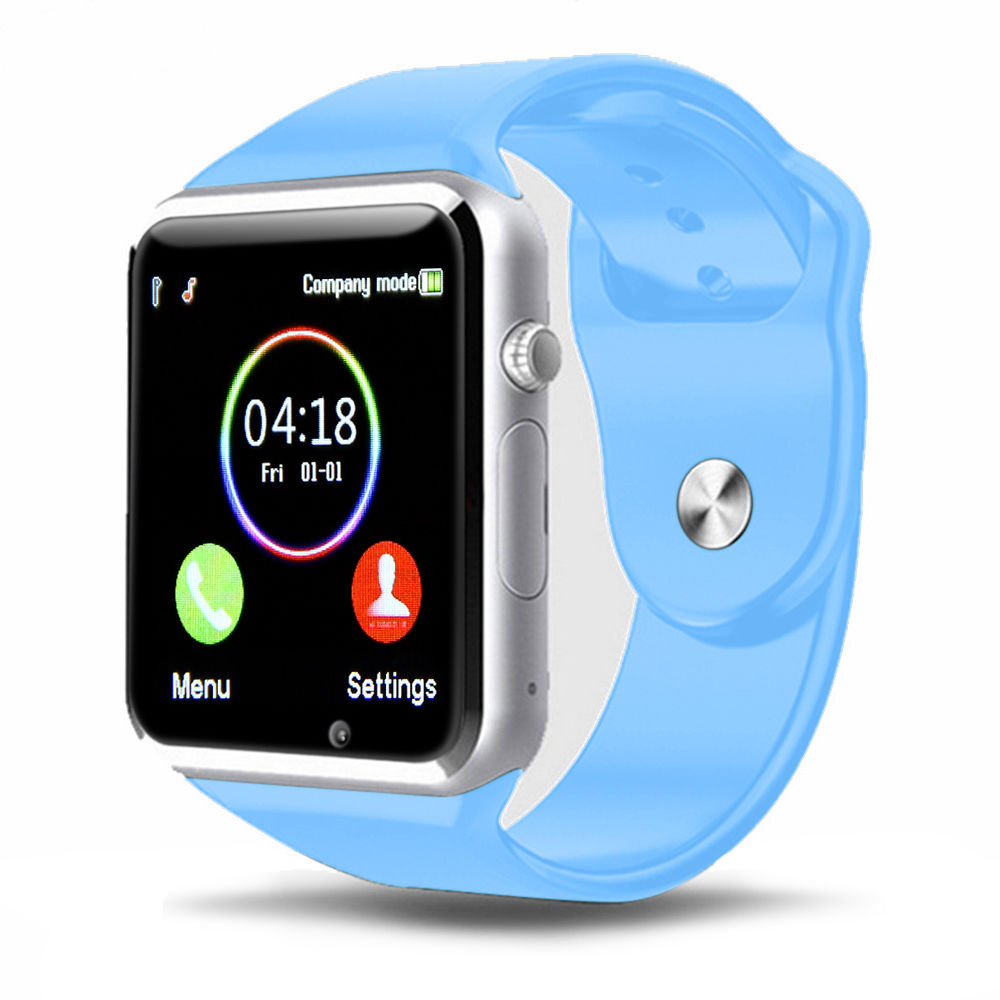 Tagital T1 Bluetooth Smart Watch Wrist Watch with Camera For iPhone Android  Smart Phones