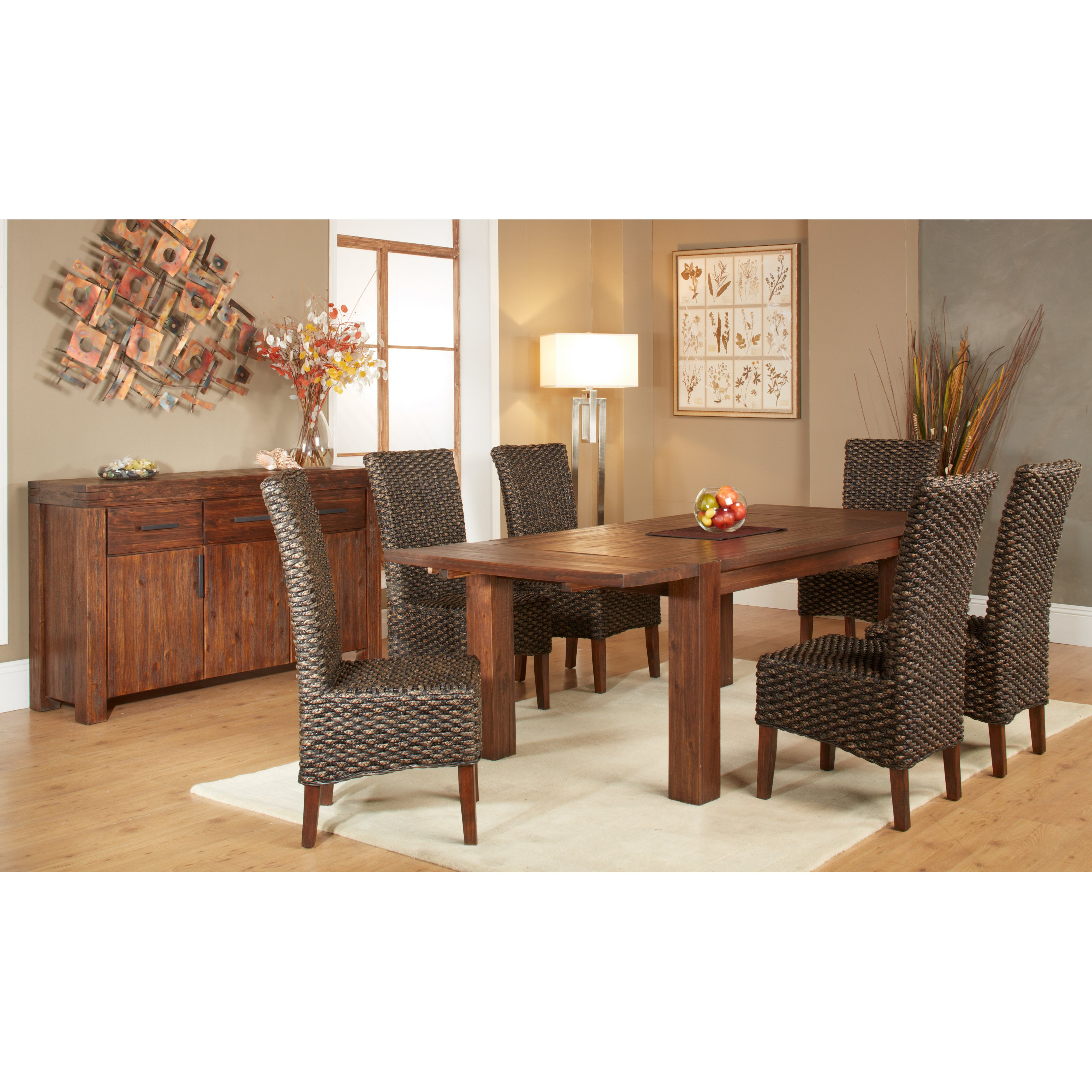 Modus 7 Piece Meadow Dining Table Set by Modus Furniture International