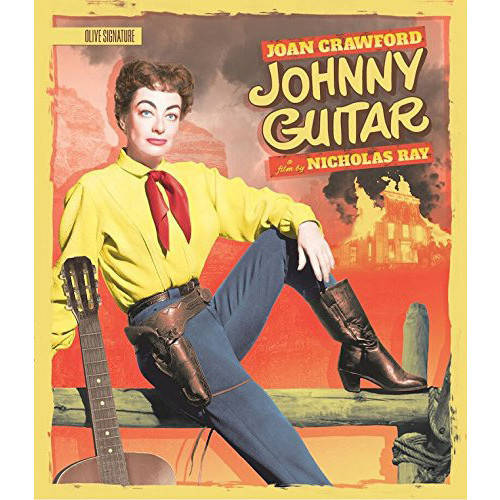 Johnny Guitar (Olive Signature) (Blu-ray) OLIBROS004
