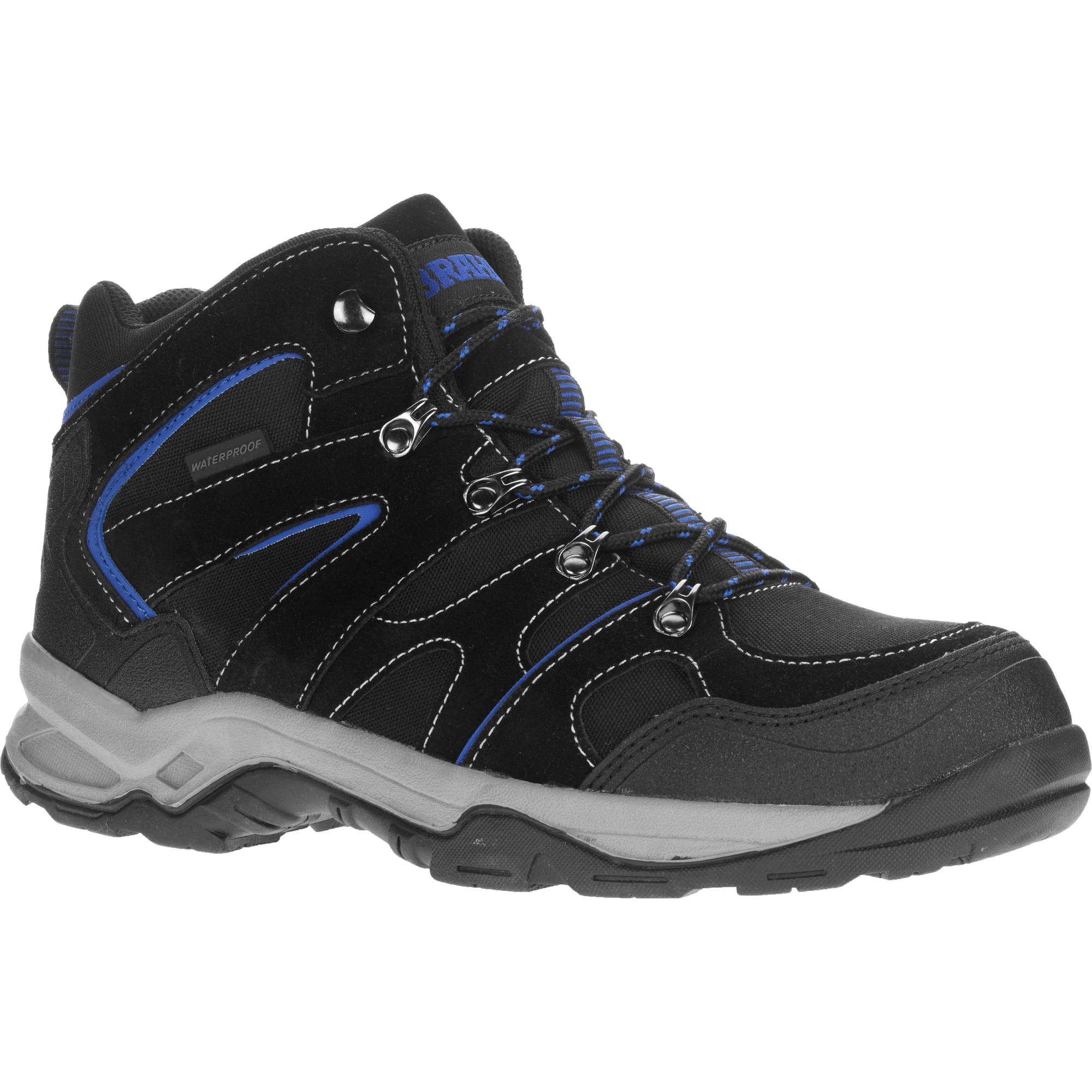 Brahma Men's Kytan Steel Toe Waterproof Hiker Work Boot - Walmart.com