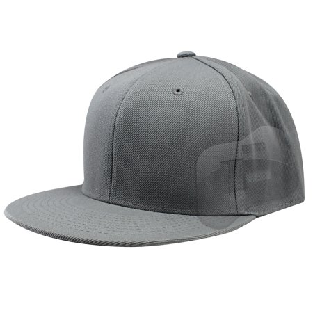 Enimay - Enimay Baseball Hats Caps Flat Bill Solid Color No Logo (MANY  COLORS SIZES AVAILABLE) Gray 7 - Walmart.com 14835744682