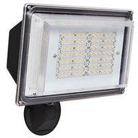 AMAX Lighting LED-SL42BZ 42W LED Outdoor Wall Pack Lighting - Bronze