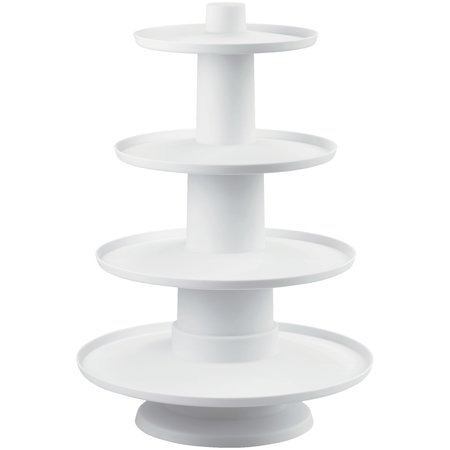 Halloween Cupcake Stand Uk (Wilton Stacked 4-Tier Cupcake and Dessert)