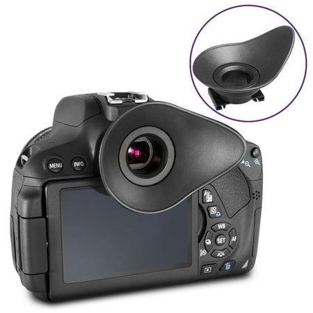 Canon Rubber Eyecup (Altura Photo Rubber Eyepiece Eyecup for CANON Rebel T5i T4i T3i T3 T2i T1i XTi XSi XS SL1, CANON EOS 1100D 700D 650D 600D 550D 500D 450D 400D 300D)