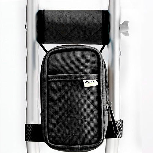Crutch Caddy - Fashion Black