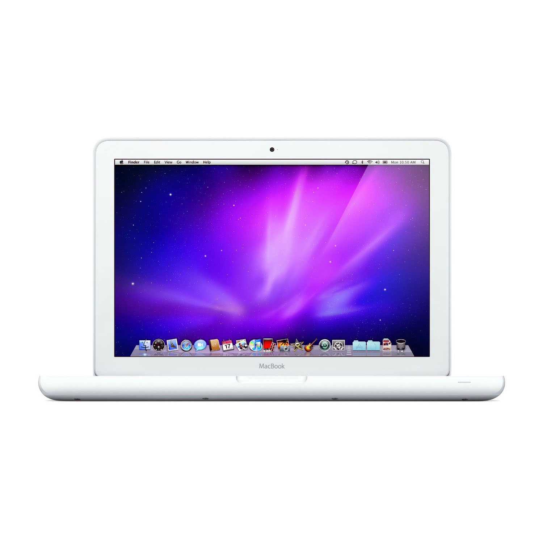 Apple MacBook Core 2 Duo P7550 2.26GHz 8GB 250GB DVD±RW G...