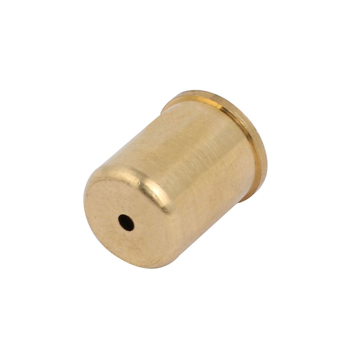 Unique Bargains 3pcs 12mm Dia Brass Body Press In Type Ball Nose Spring Plunger - image 3 de 4