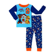 Paw Patrol Toddler Boy Cotton Sleepwear Set, 2 Piece