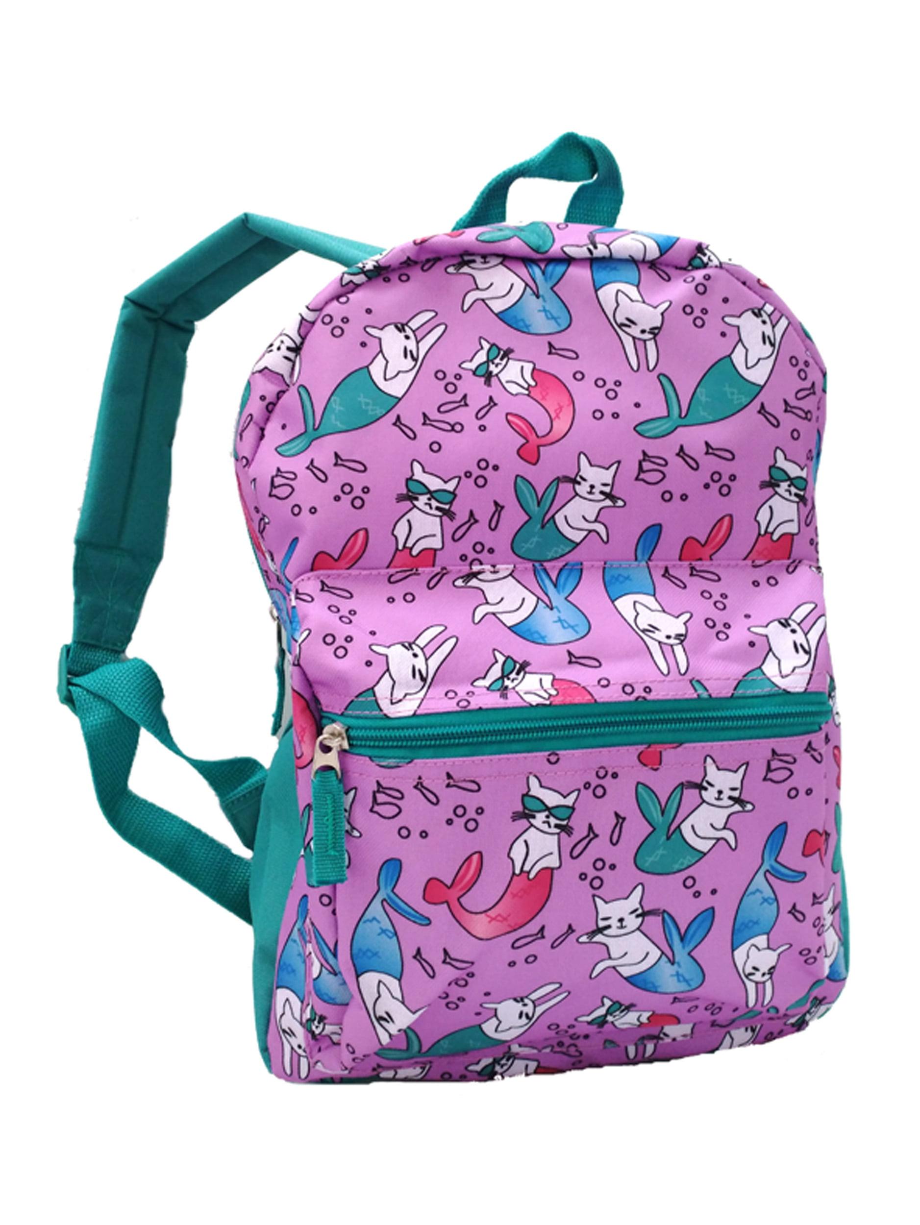 Wonder Nation Mermaid Print Backpack
