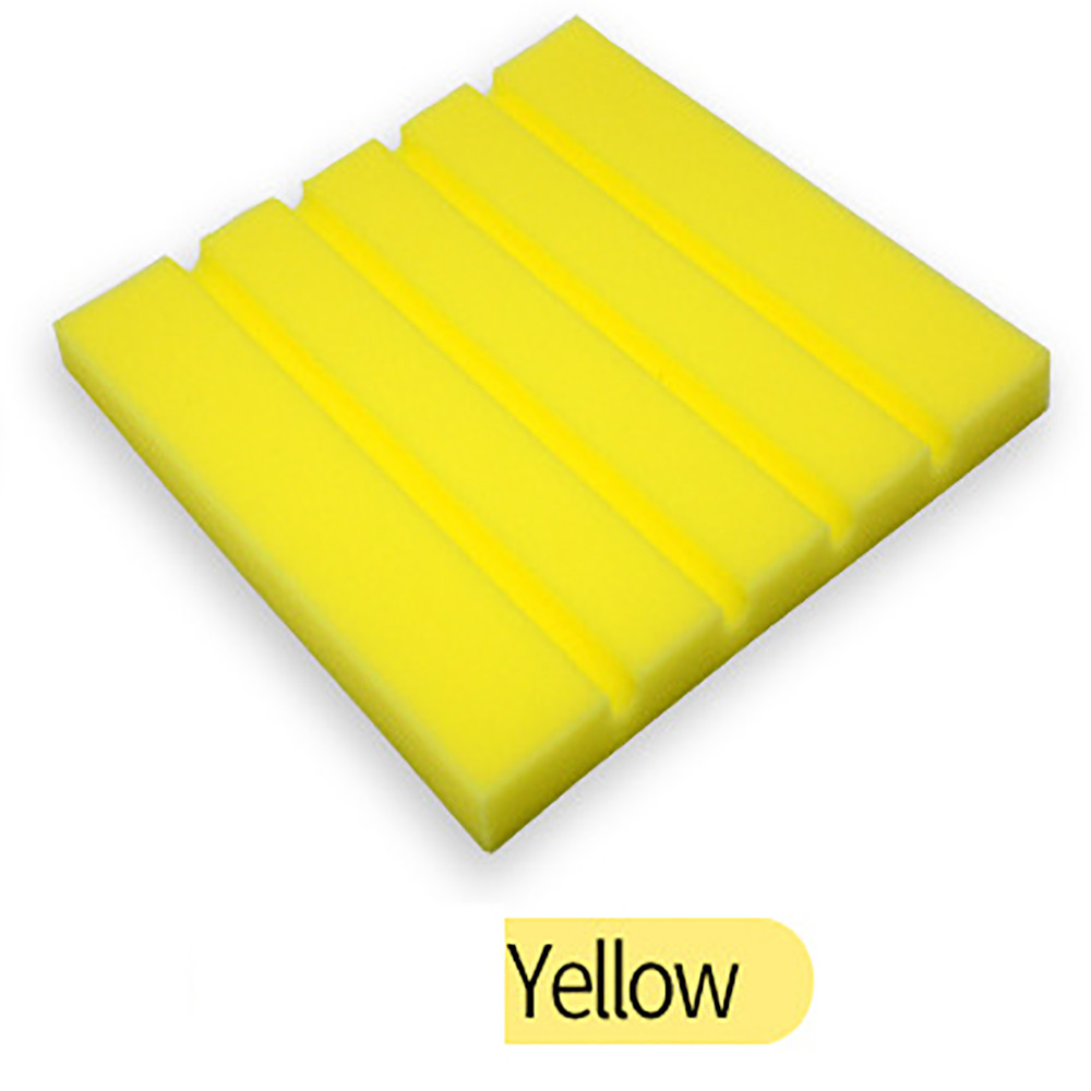 Binmer Acoustic Foam Panel Sound Stop Absorption Sponge Studio KTV Soundproof