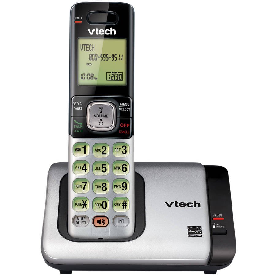 VTech CS6719 Cordless Phone System with Caller ID/Call Waiting