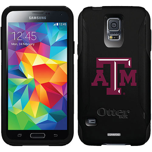 Texas A ATM Design on OtterBox Commuter Series Case for Samsung Galaxy S5