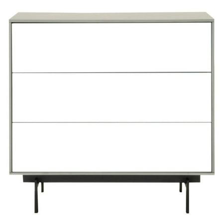 Star International Furniture Symphony 3-Drawer Modular Buffet ()
