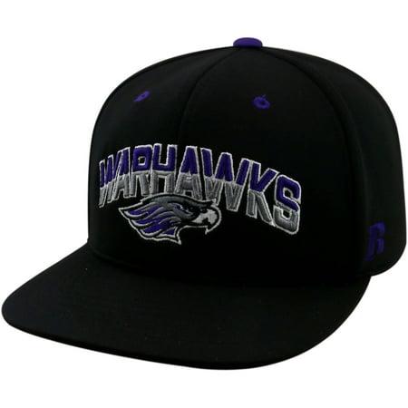 University Of Wisconsin Whitewater Warhawks Flatbill Baseball Cap