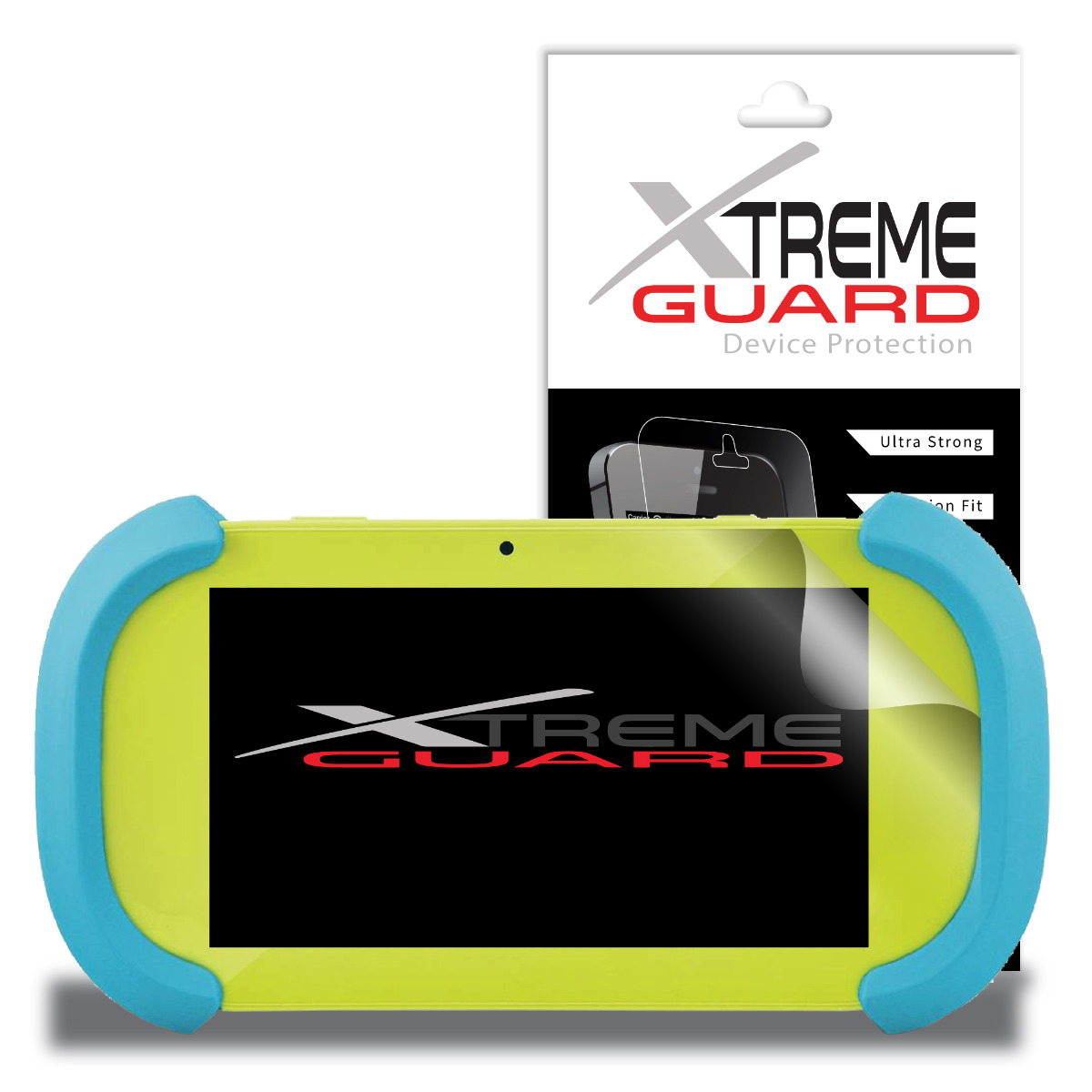 Premium XtremeGuard™ Screen Protector Cover for Ematic PBS Kids Playtime Pad 7 (Ultra Clear)