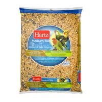 Hartz Medium Bird Food, 10.0 LB