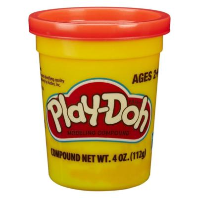 Play-Doh Modeling Compound Single Can in Bright Red (Playdough Mats Halloween)