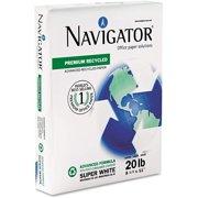 Navigator Premium Recycled 20lb 8,5x11
