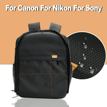 Green Orange Red Color Digital Camera Waterproof Backpack Shoulder Bag  Camera Case For For For Sony - Walmart.com d8b8d224cd050