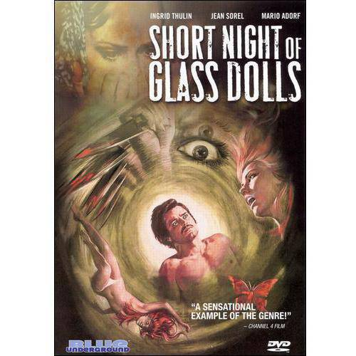 The Short Night Of Glass Dolls (Widescreen)